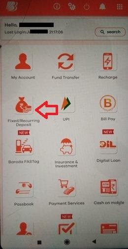 Bank of Baroda me FD kaise kare?